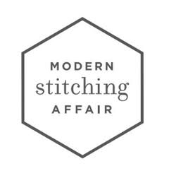 Modern Stitching Affair logo