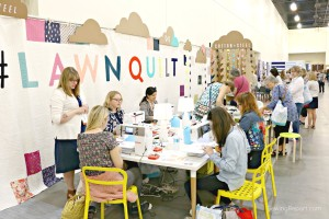 Sewing Report Women Sewing Bernina Machines QuiltCon 2