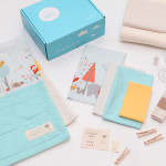 Entrepreneurs Create DIY Baby Quilt Kit for the True Beginner