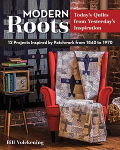 C&T Publishing book modern roots cover