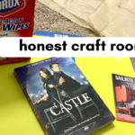 Honest Craft Room Tour | November 2016