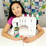 COVERSTITCH MACHINE | Janome CoverPro 1000CPX from Pink Castle Fabrics