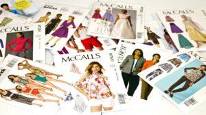 McCall Butterick Huge Sewing Pattern Haul