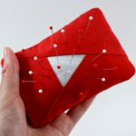 YouTube Pin Cushion Using Foundation Paper Piecing