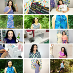 I Sewed My Own Clothes for an Entire Year ✂️ LOOK BACK