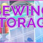 Sewing Room Organization + Storage Solutions | BINS & THINGS