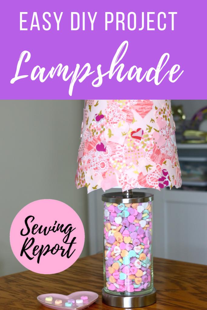 DIY Lampshade Pinterest