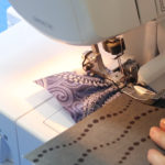 How to Use Gathering Foot for Ruffles on Brother 1034D Serger