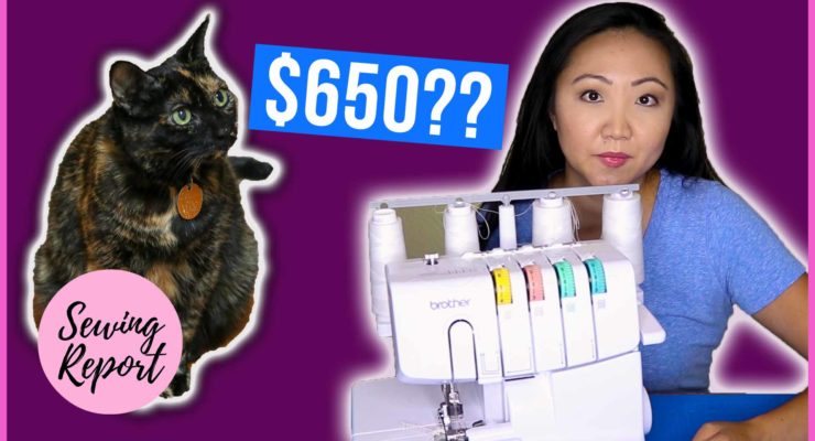 Cat PSA Serger