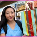 Paper Source Vlog | Shopping at Tampa's Hyde Park Village