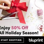 Bluprint Subscription: Enjoy 50% Off Craftsy Purchases All Holiday Season