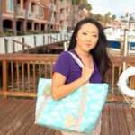 Sewing a Noodlehead Poolside Tote   Making Tips