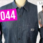 Sewing My 1st Men's Collared Shirt | McCall's Pattern M6044