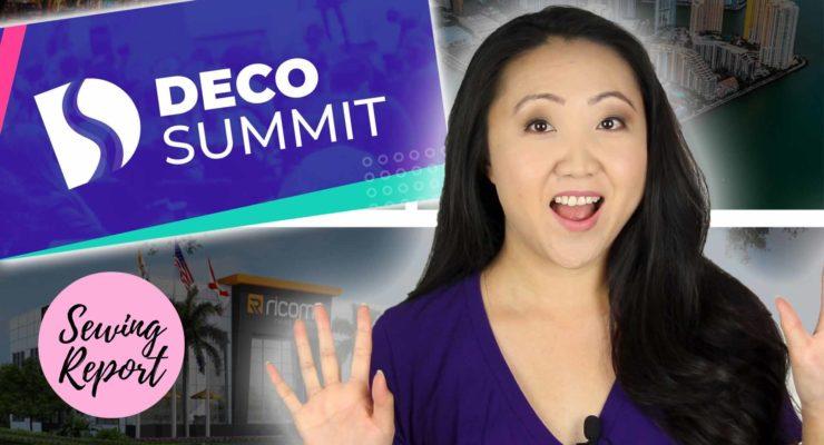 Miami Bound! DecoSummit Conference at Ricoma HQ
