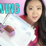 Learn to Sew in 2020 | Brother CS7000i Sewing Machine