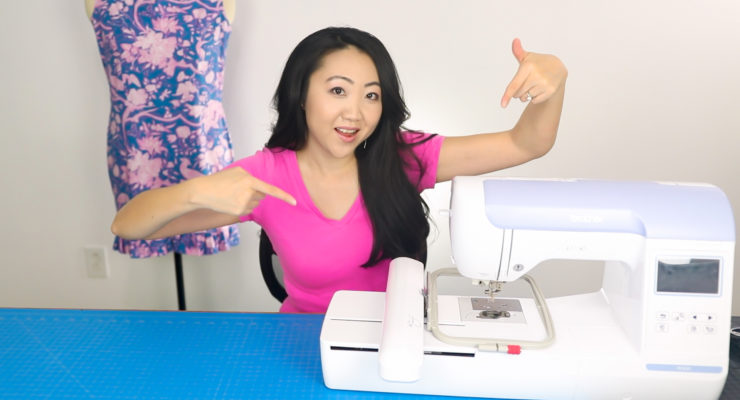 Embroidery Machines: What You Need to Know   Brother PE800