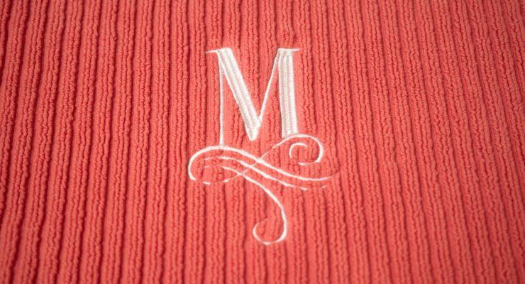 Bath Mat Embroidery 2