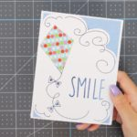 Cricut Maker 1st Project | How to Make the Smile Card