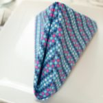 Cloth Napkins with Easy Mitered Corners