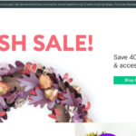 Cricut Flash Sale – 40% off materials & accessories